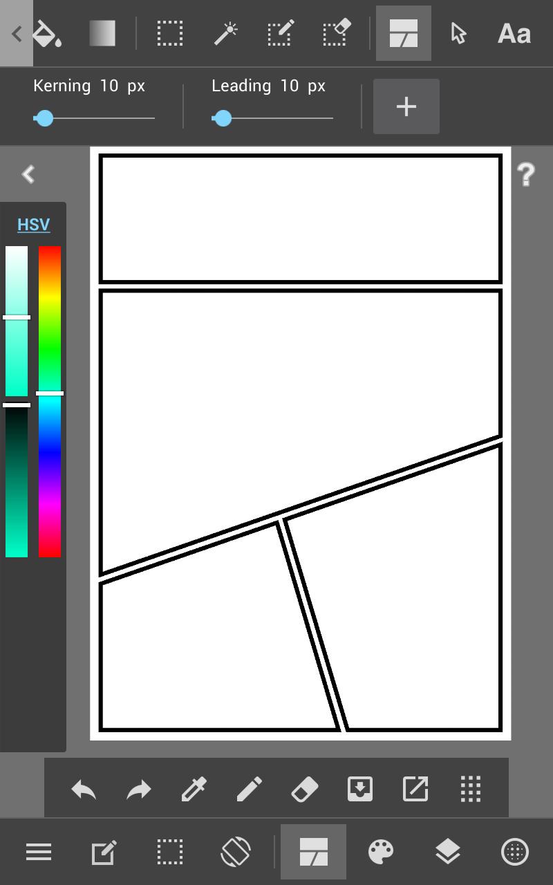 How To Make Borders On Paint Tool Sai