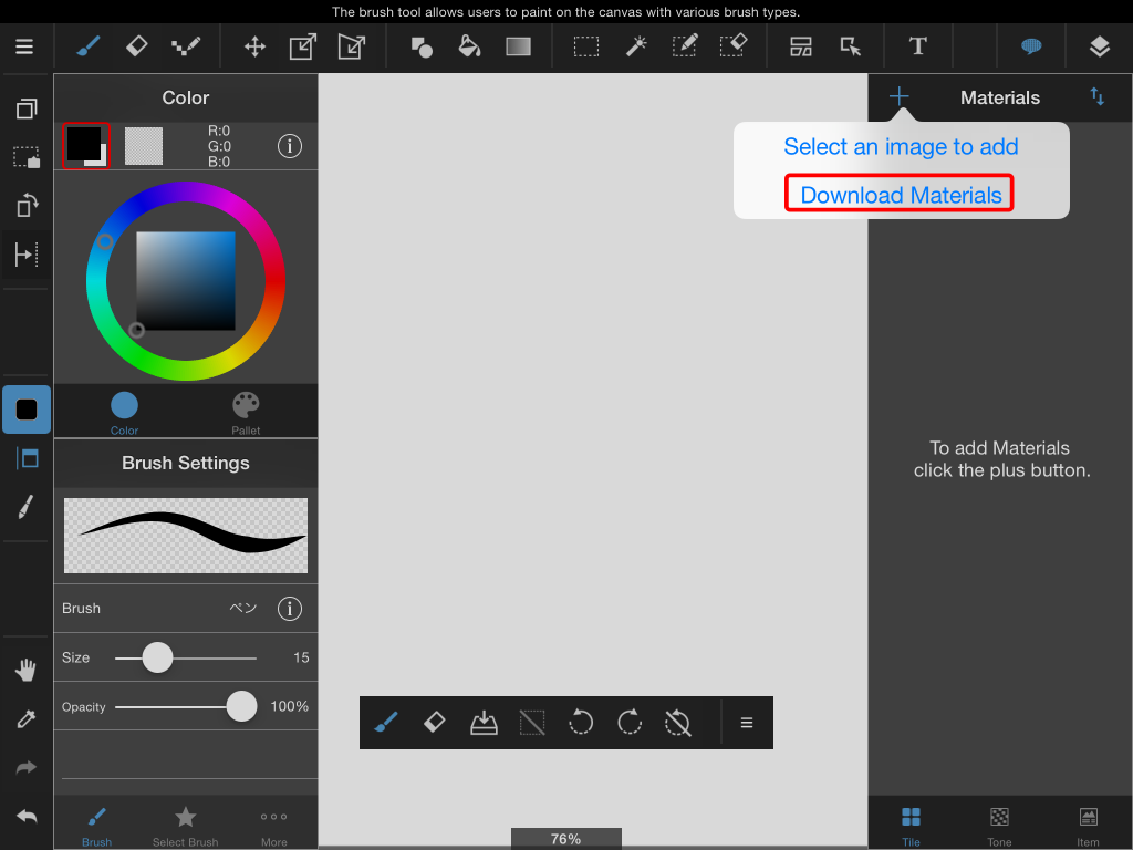 How To Make Pictures Smaller Or Bigger In Medibang Paint