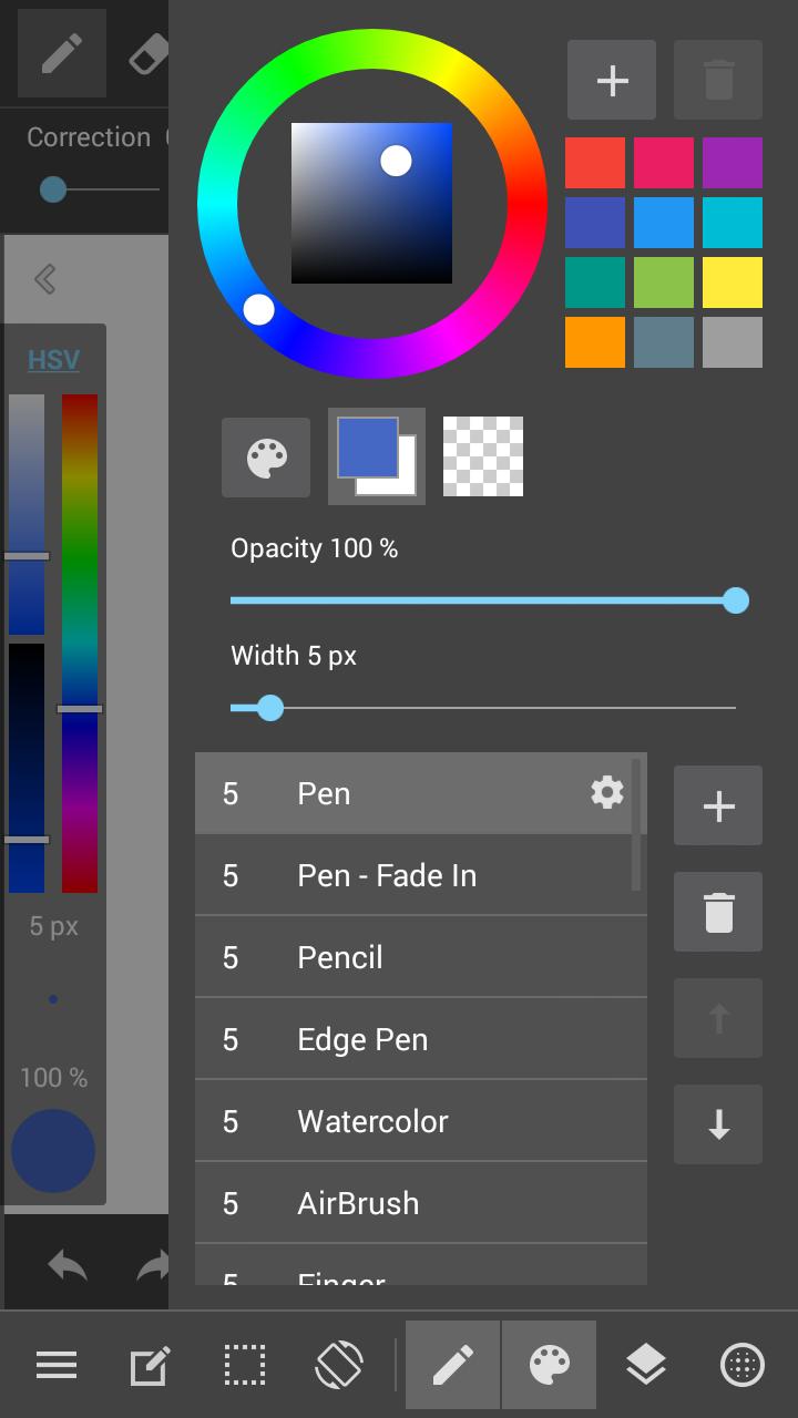 Selecting Colors | MediBang Paint