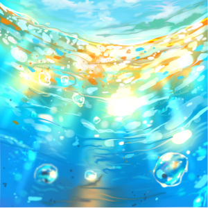Ryky's MediBang Paint Water Tutorial