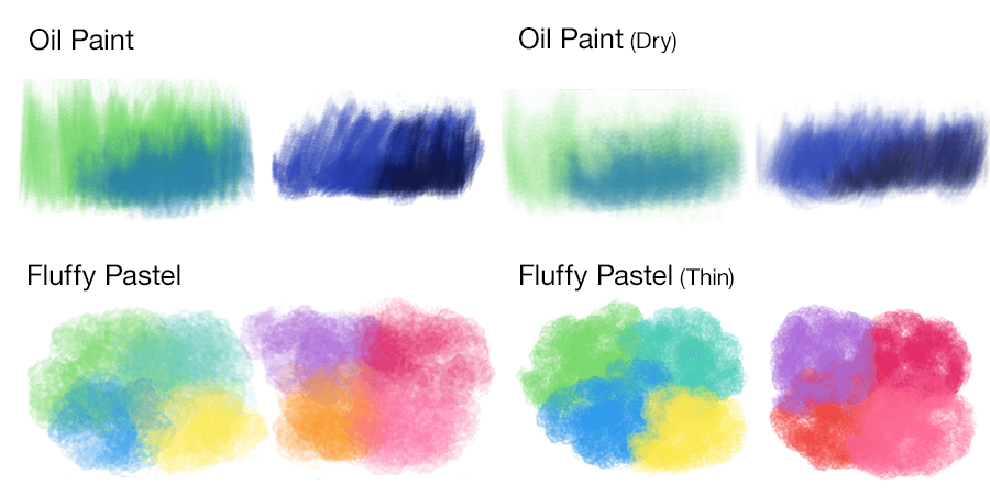11 New Cloud Brushes Added – 4/7/2016