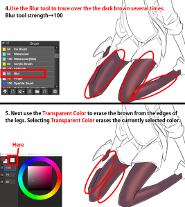 How to color tights