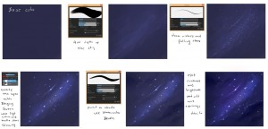 Ryky's Easy Night Sky Tutorial