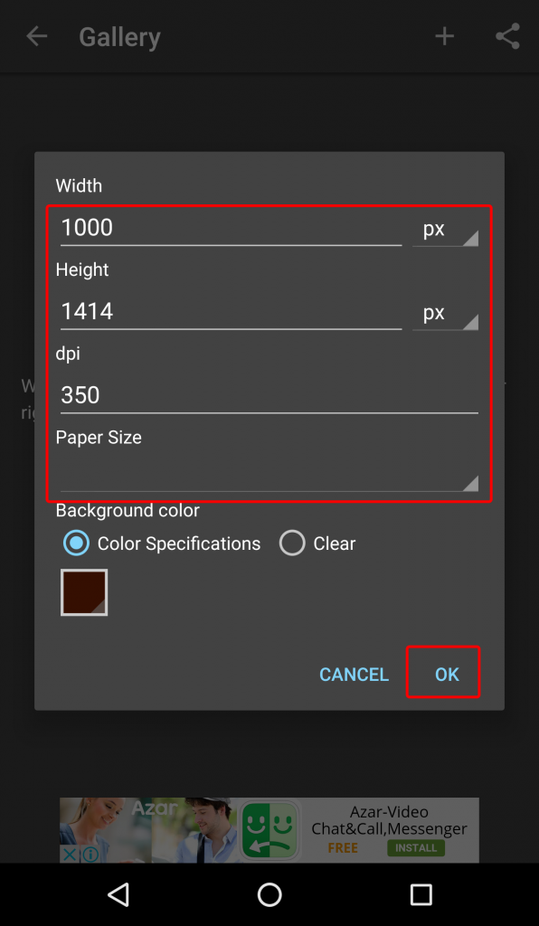 Medibang Paint Pro How To Change Canvas Size