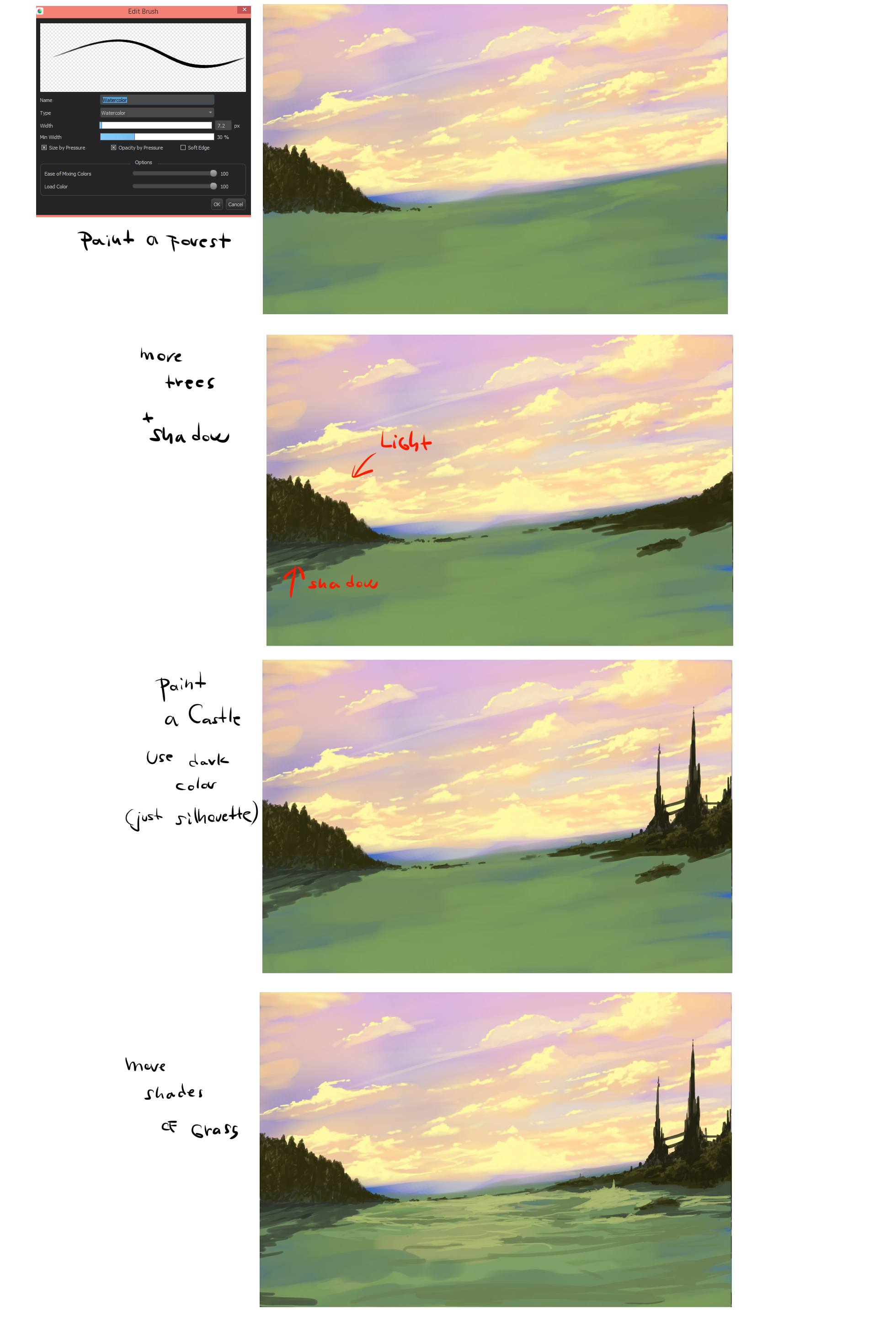 Ryky's Scenery Tutorial