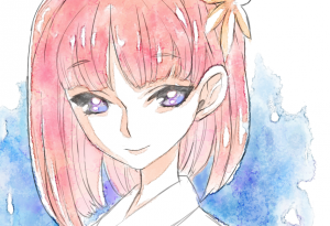 Coloring with Watercolor Edge