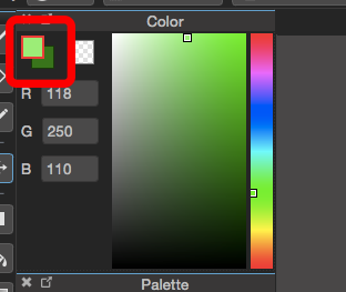 Adding the Watercolor Edge effect in Medibang Paint Pro | MediBang Paint