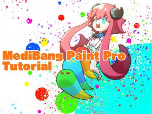 MediBang Paint Pro Tutorial