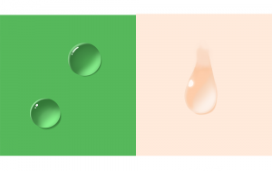 [How to draw water drops] that can also be used as sweat or tears