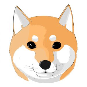 How to draw a dog (1) How to draw a basic face