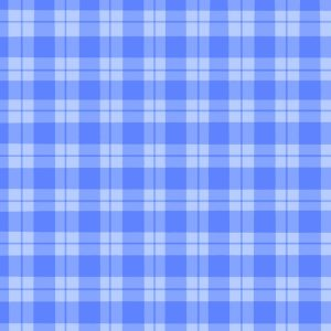 Useful for backgrounds and accessories! How to draw a checkered pattern easily