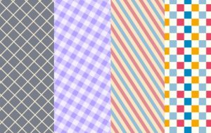 Let's Make Your Very Own Pattern Using MediBang 2 [Basic Drawing].