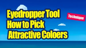 [Eyedropper Tool] How to Pick Attractive Colors
