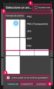 【Android】 Guardar/compartir archivo en la galería de tu dispositivo