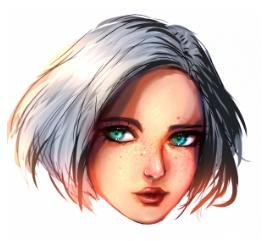 Cómo dibujar una cara, por Ryky