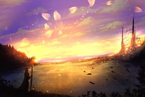 Cómo crear un paisaje, por Ryky
