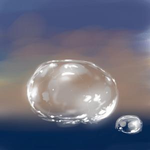 Cómo dibujar una gota de agua, por Ryky