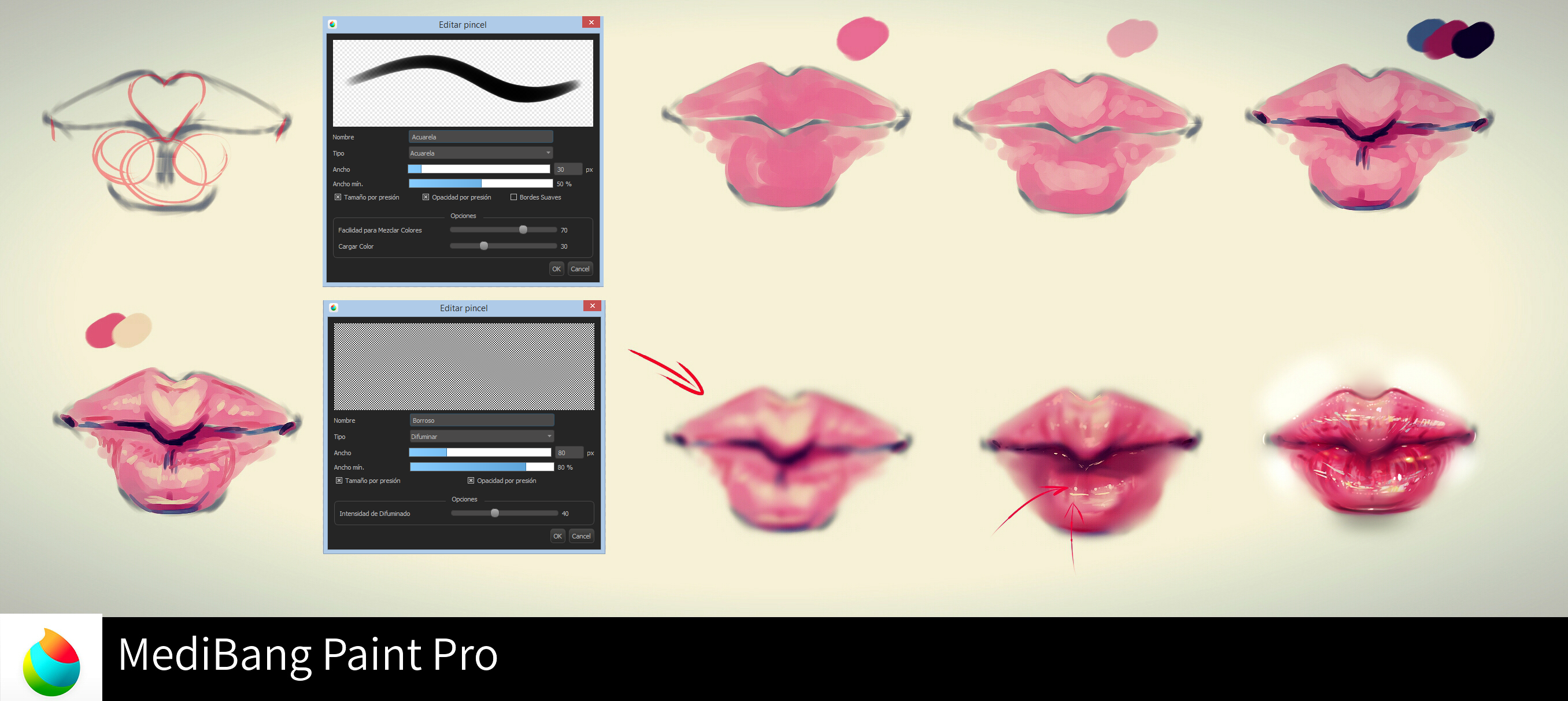 lips(SPA)