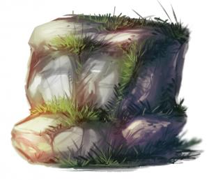 Cómo dibujar una roca, por Ryky