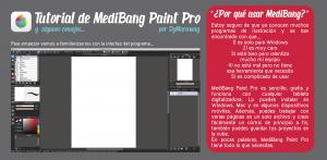 Cómo usar MediBang Paint Pro, tutorial introductorio por DyMaraway