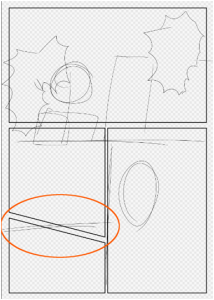Cómo crear viñetas (paneles)