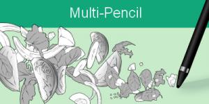 [PC] Cómo usarMulti-Pinceles