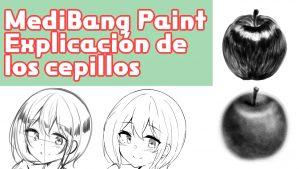 【Para los principiantes】 ¡Seamos buenos dibujando de diferentes maneras! ¡Aprendamos a usar un bolígrafo y un pincel!