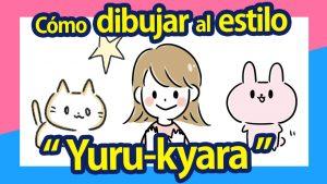 ¡Tú también puedes! Cómo dibujar al estilo yuru-kyara (mascotas)