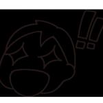 MI000041 Sticker Contest Lineart  (Amazing)