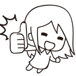 MI000035 Sticker Contest Lineart  (Awesome)