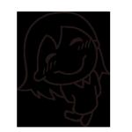 MI000036 Sticker Contest Lineart  (Smile)