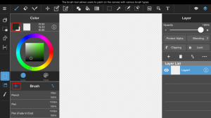 【iPad】Baixando Pincéis da Nuvem no MediBang Paint