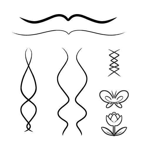 Кисть симметрия