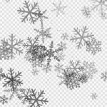 Снежинки 3