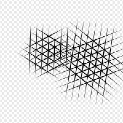 排线(重叠)