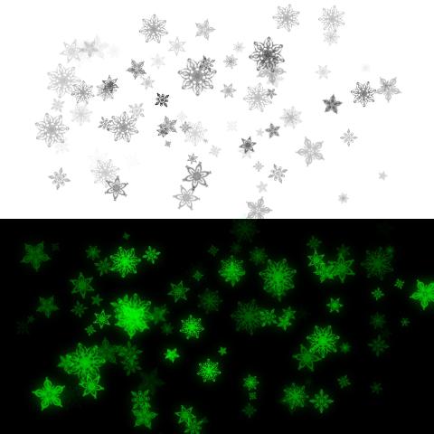 花(几何学纹样)2