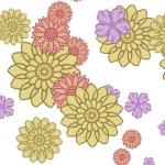 Flower (Japanese pattern) 4