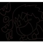 Sticker Contest Lineart  (Cute)