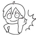 Sticker Contest Lineart  (Determined)