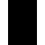 템플릿 선화(걷는여성1)