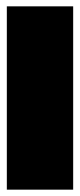 템플릿 선화(걷는여성2)