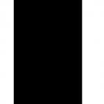 템플릿 선화(걷는여성6)