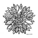 Imaginary flower