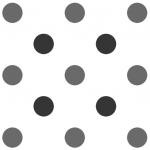 Tricolor Pattern 6 (Small)
