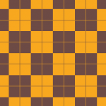Checkered 3 (Small)