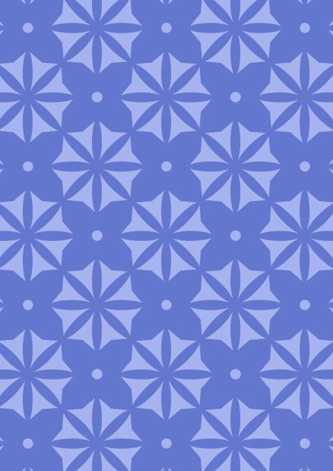 Plant Pattern 8 (Small)