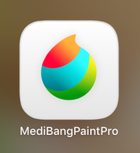 메디방 페인트 아이콘