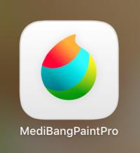 MediBangPaint图标
