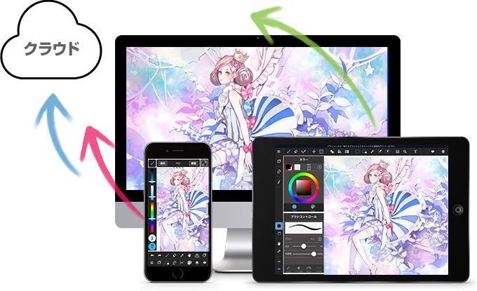 タブレットでイラストを描くなら知っておきたいアプリ3選