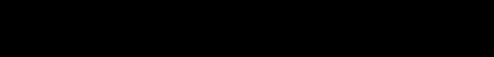 花風ペン字体のイメージ